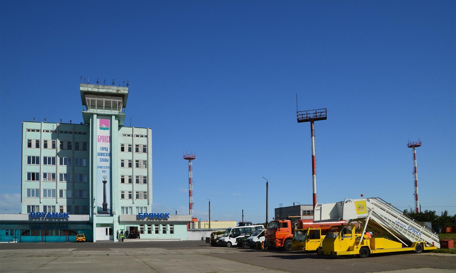 Из международного аэропорта «Брянск» с 28 июня возобновятся полеты за границу