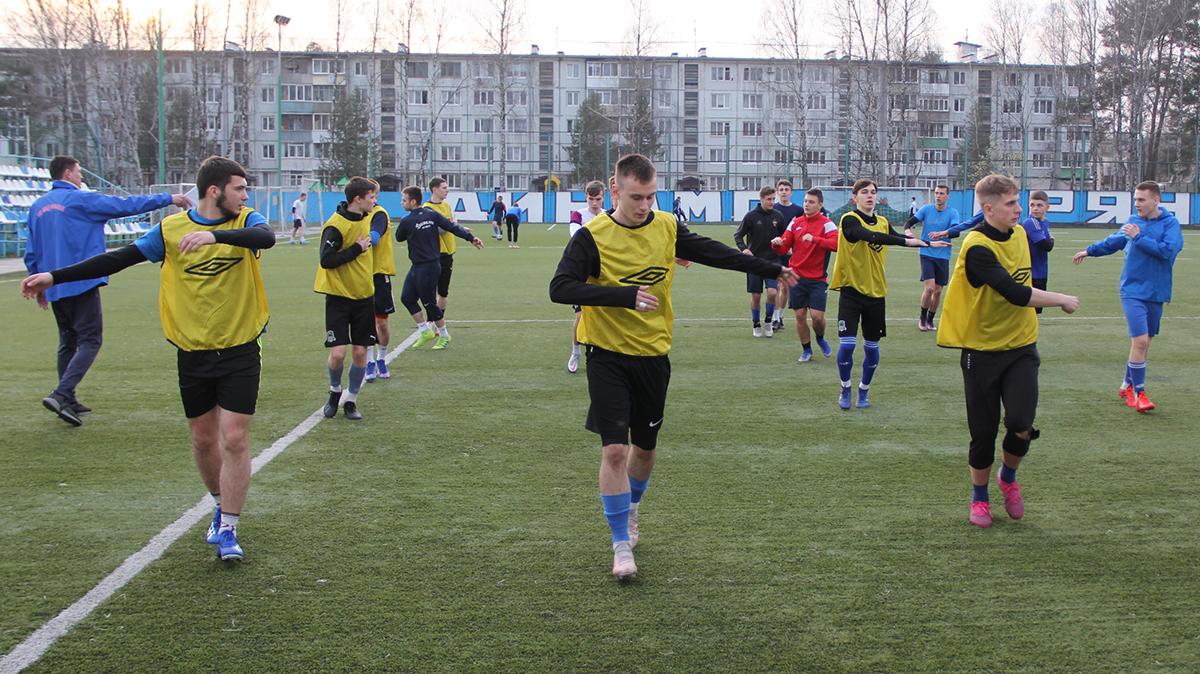 Молодёжь «Динамо-Брянск» разгромила команда из Воронежа