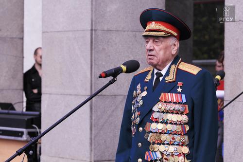 Ушёл из жизни уроженец Брянщины генерал-полковник Иван Вертелко