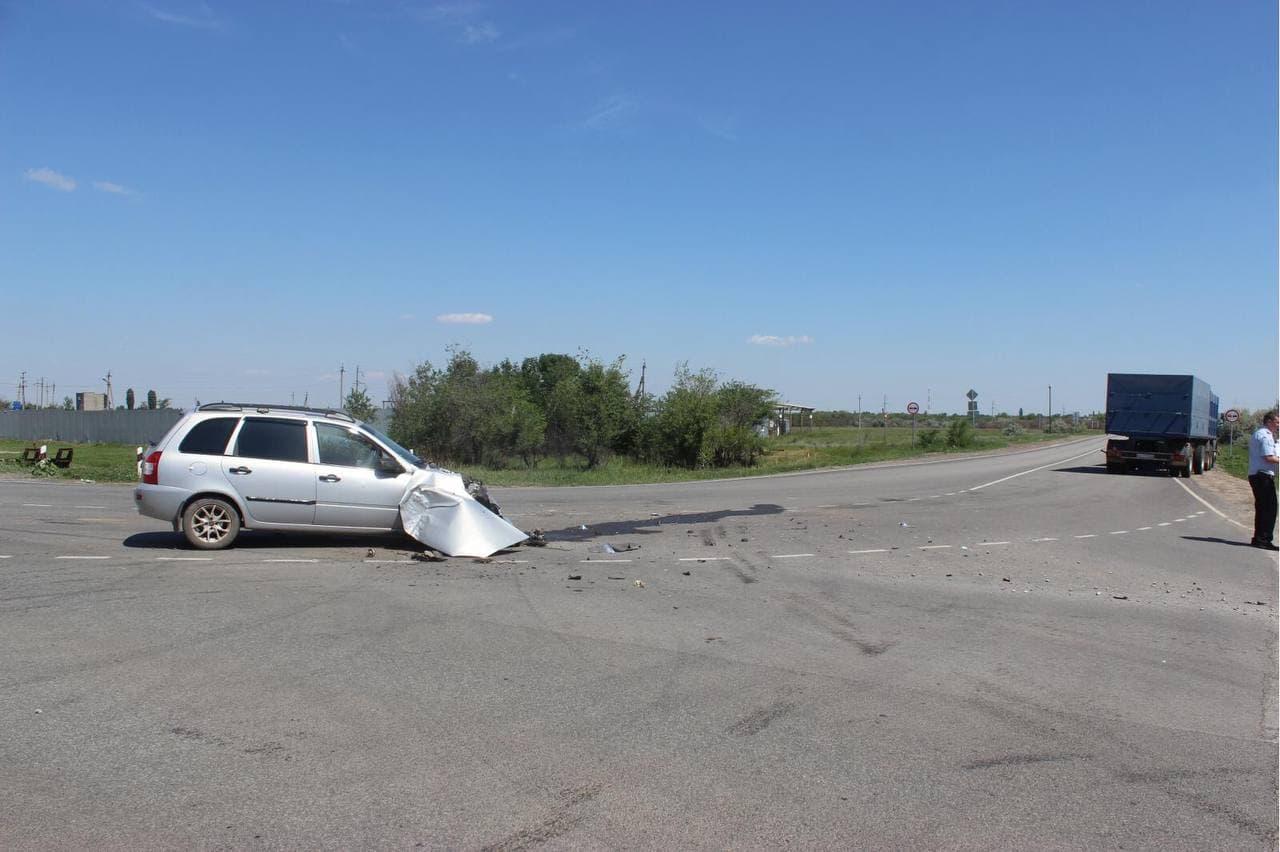 В ДТП в Выгоничском районе пострадал 7-летний ребенок