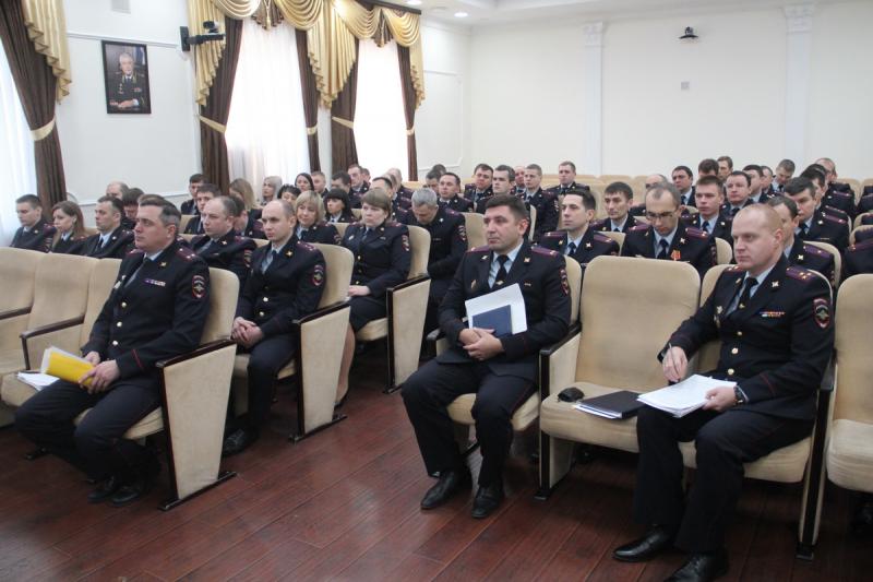 Алексей Романов стал новым начальником линейного отдела МВД в городе Брянске