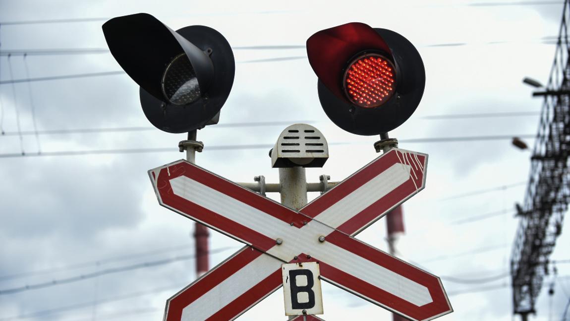 На железнодорожном переезде в Белых Берегах ограничат движение транспорта
