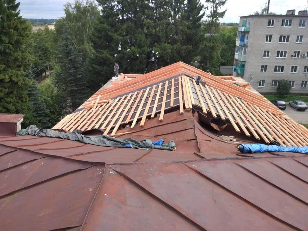 В Рогнединском районе Брянской области ремонтируют две сельские школы