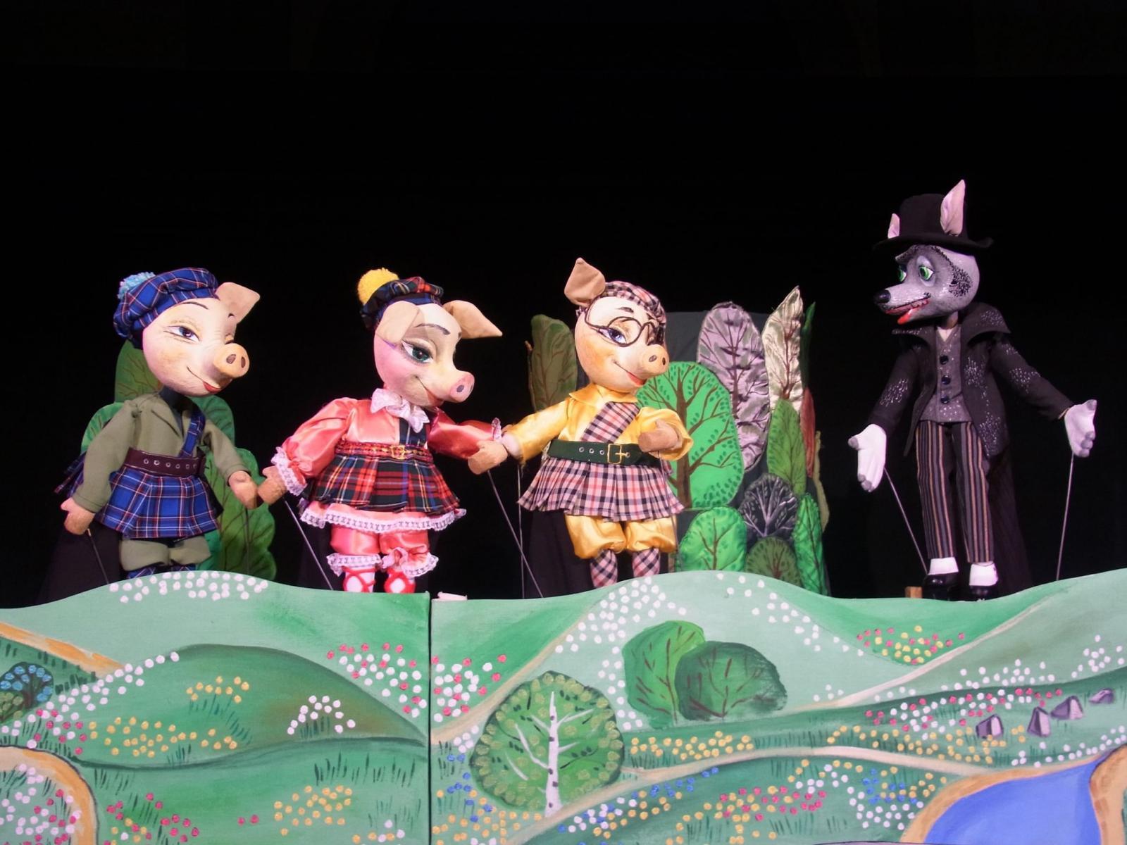 Первый билет по «Пушкинской карте» купили на спектакль в Брянский театр кукол