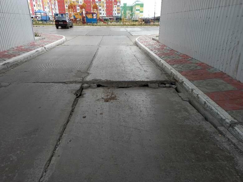Прокуратура проверила опасный участок дороги в поселке Локоть