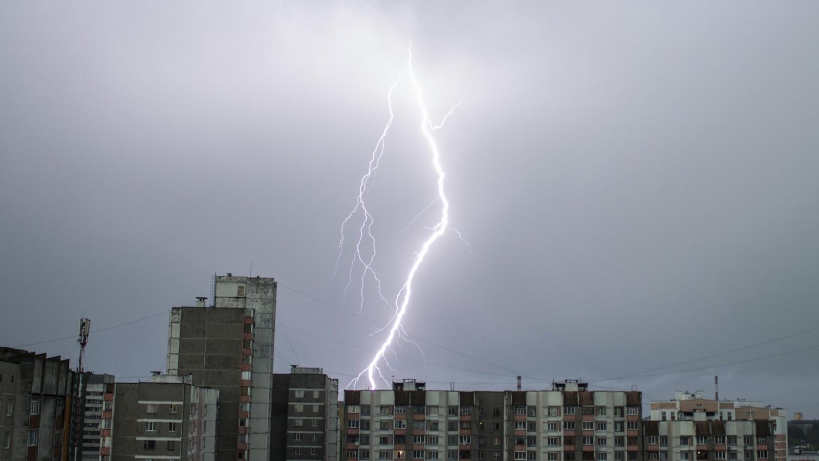 В Брянской области 30 июня ожидается дождь с грозой