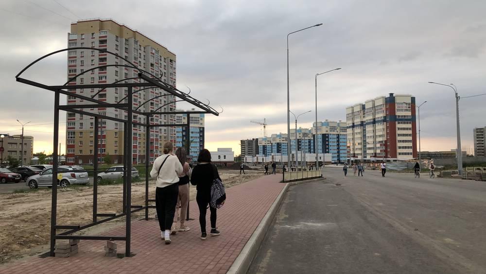 В Брянске маршрутку №69-1 с 16 июля продлят до ТРЦ «Аэропарк»