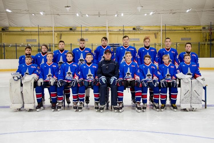 Брянские хоккеисты победили во втором этапе первенства ЦФО