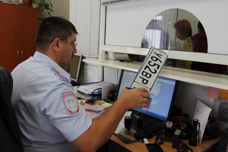 В брянском поселке Локоть открылся пункт регистрации автотранспорта