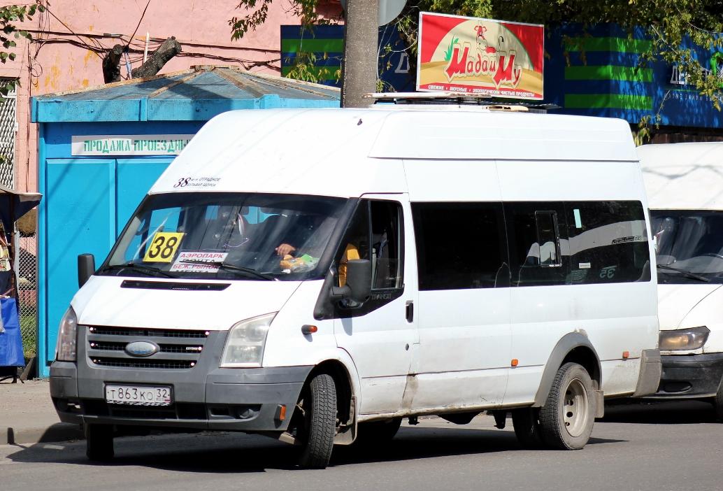 В Брянске с 16 июля ликвидируют маршрутки №10, 28, 38 и 47