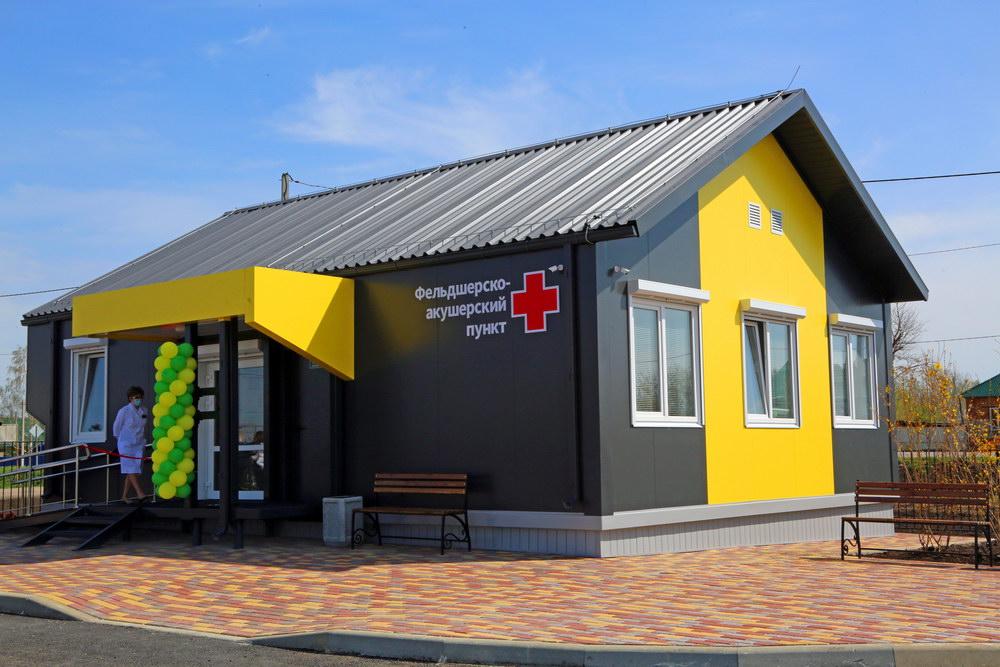 В Брянской области ремонтируют шесть фельдшерско-акушерских пунктов