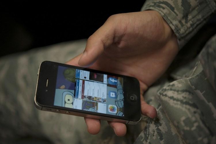 Брянским военным запретили публиковать селфи в соцсетях
