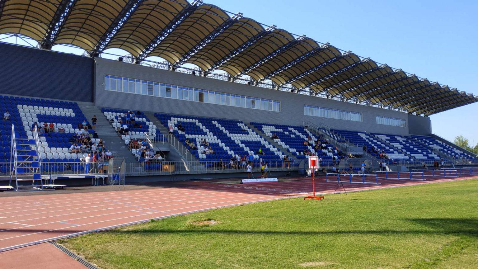 Стадион спорткомбината «Десна» в Брянске реконструируют в 2021 году