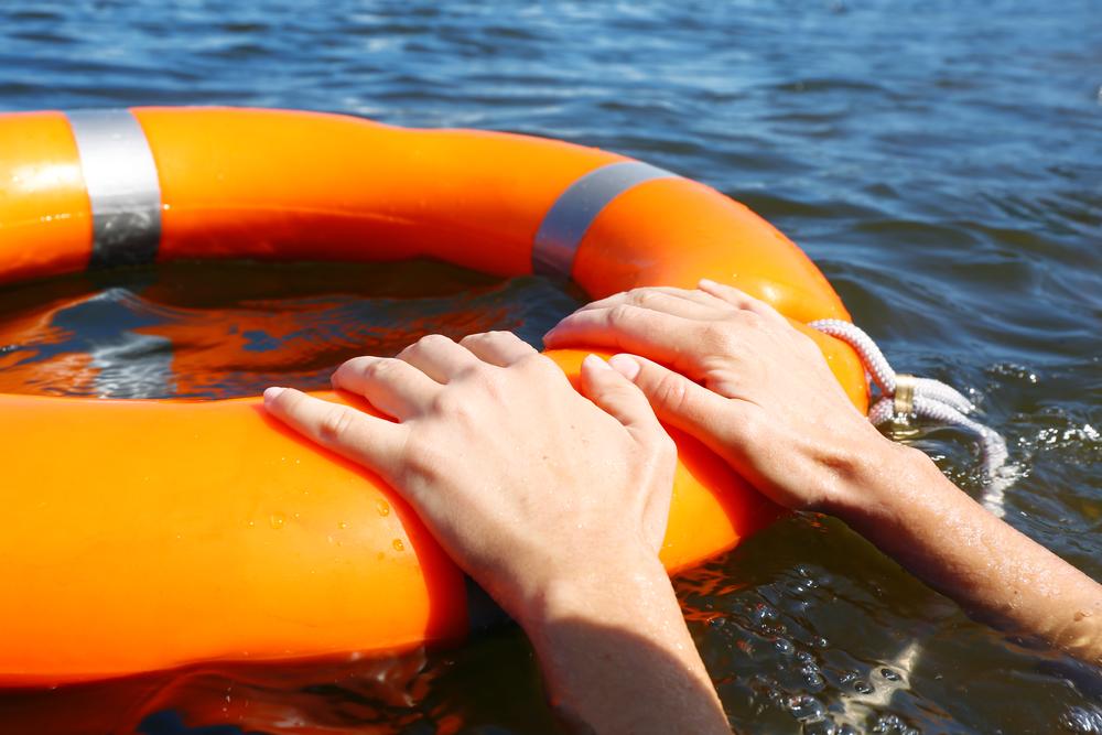 Под Новозыбковом спасли тонущего в реке подростка