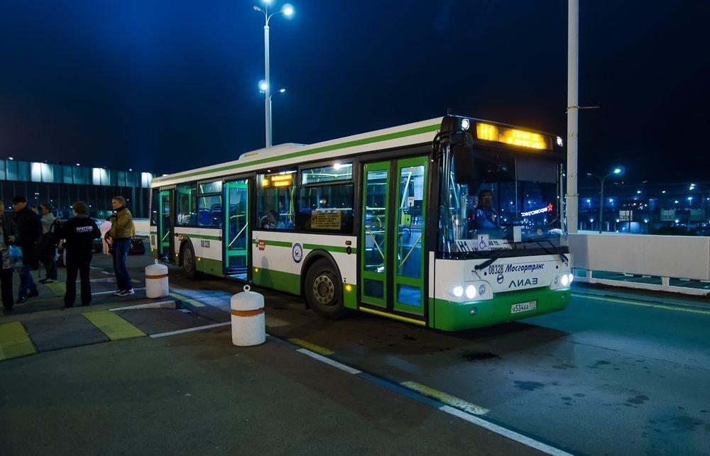 В Брянске график движения автобуса №37 будет продлен до полуночи