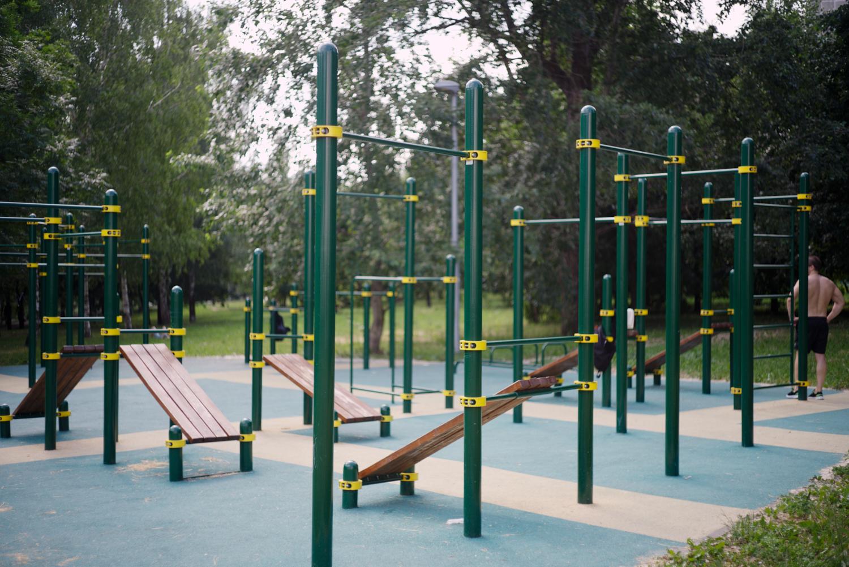 В Брянске в 2022 году обновят парк Металлургов в Бежице