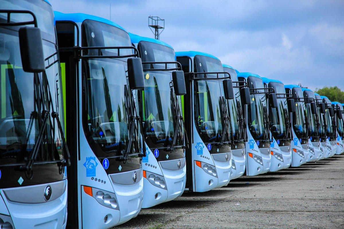 Для Брянска до конца года приобретут 40 автобусов за 300 миллионов рублей