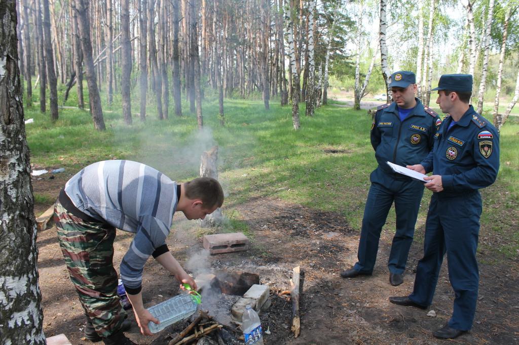 В лесах Брянщины до 5 сентября будет действовать особый противопожарный режим