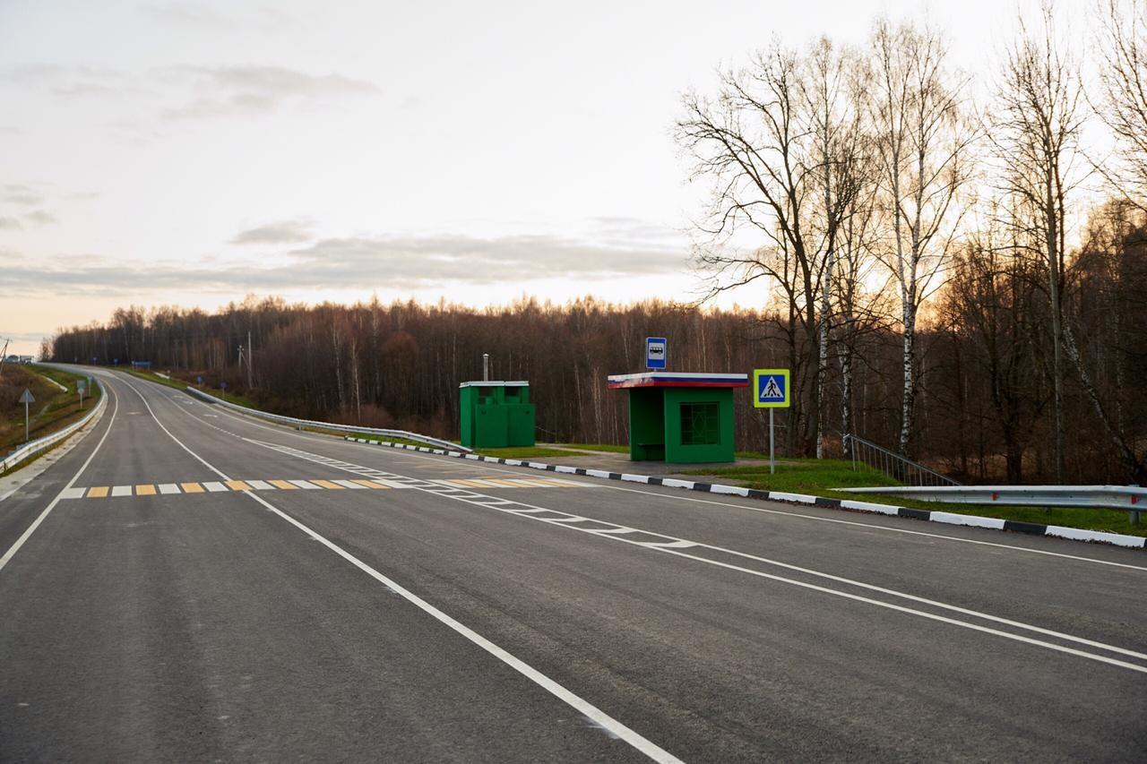 На брянском участке трассы Р-120 29 сентября будет отсутствовать освещение