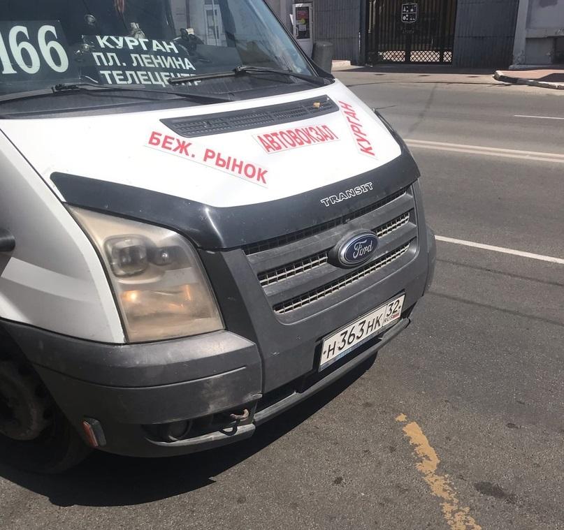 «Потому что я так захотел»: жительницу Брянска возмутило поведение водителя маршрутки №166