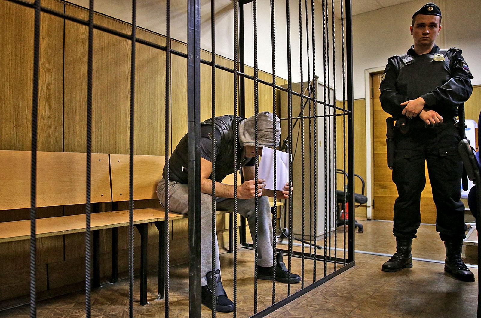 Житель Брянска получил 10 лет колонии за смерть 81-летнего инвалида 1 группы