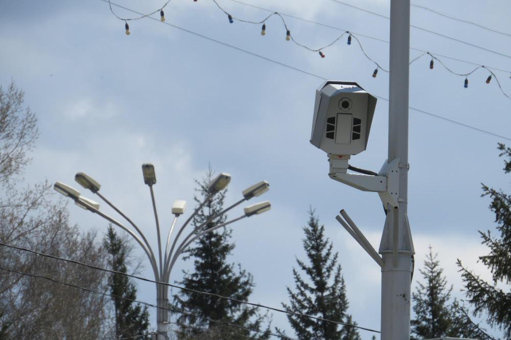 В Фокинском районе Брянска появилась камера на стоп-линию