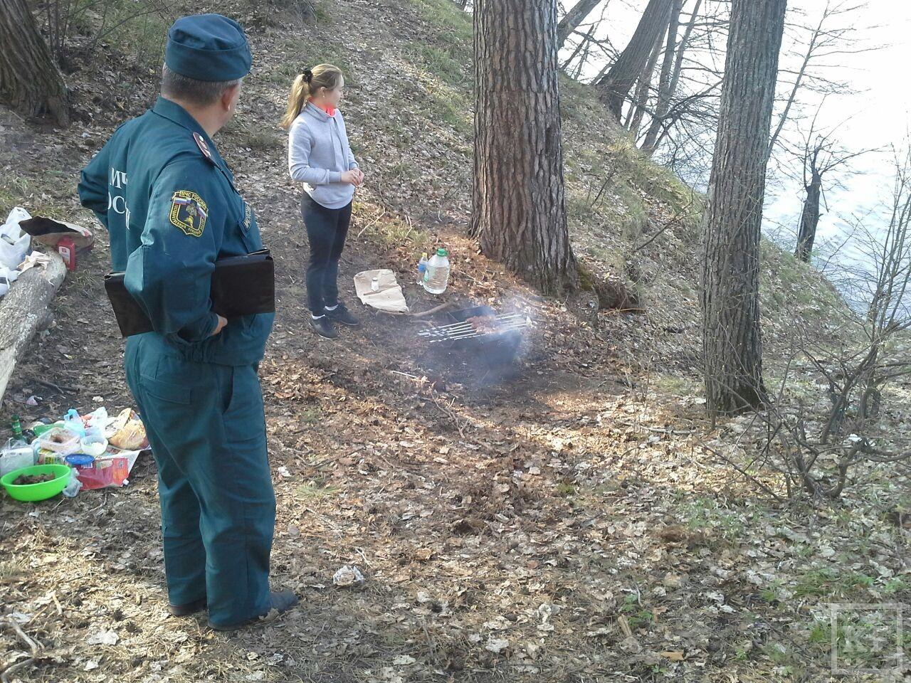 До 5 сентября в лесах Брянской области ввели особый противопожарный режим