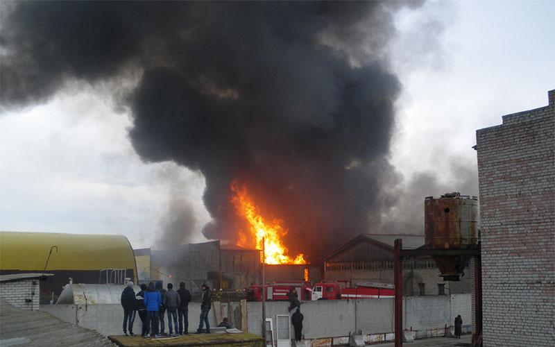 На территории Брянской области за минувшие сутки случилось 15 пожаров