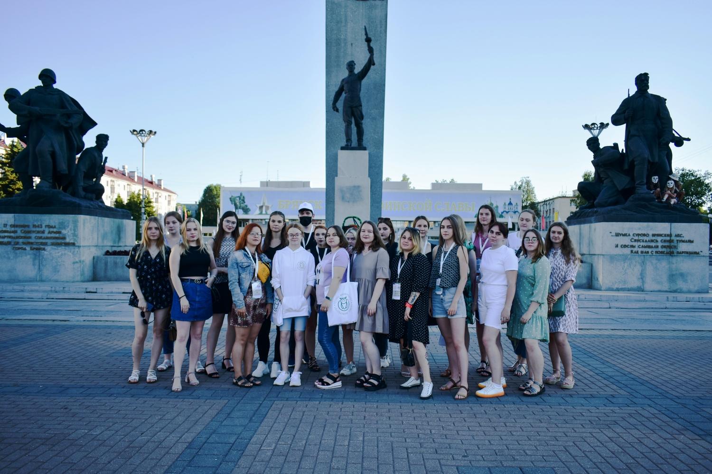 В Брянске работает «Летний университет» для студентов из Гомеля и Могилева