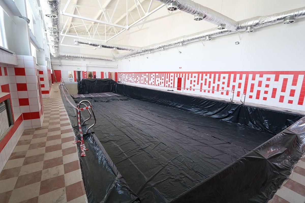 В Фокинском районе Брянска готовится к вводу «Спартак-Арена» за 207 млн рублей