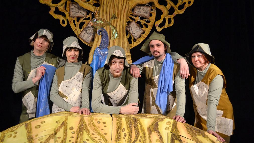 В Брянском областном театре кукол состоялось закрытие 49-ого сезона