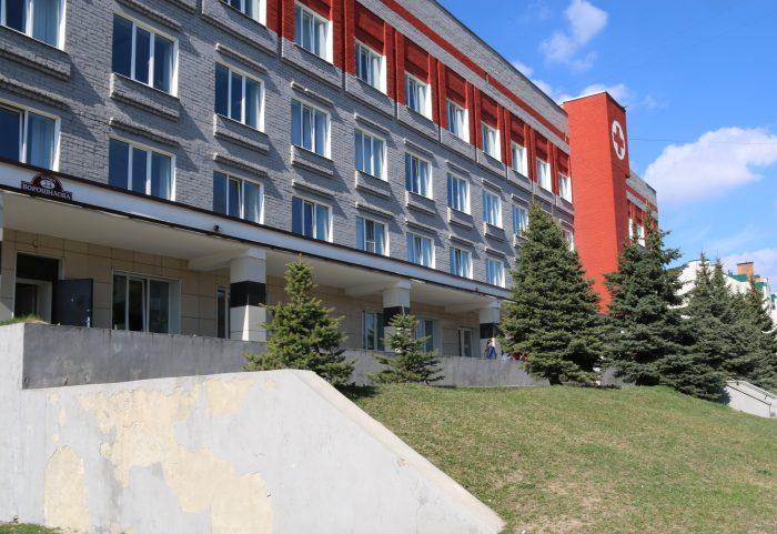 В Клинцах главврач больницы Зубарев проиграл суд прокуратуре Брянской области