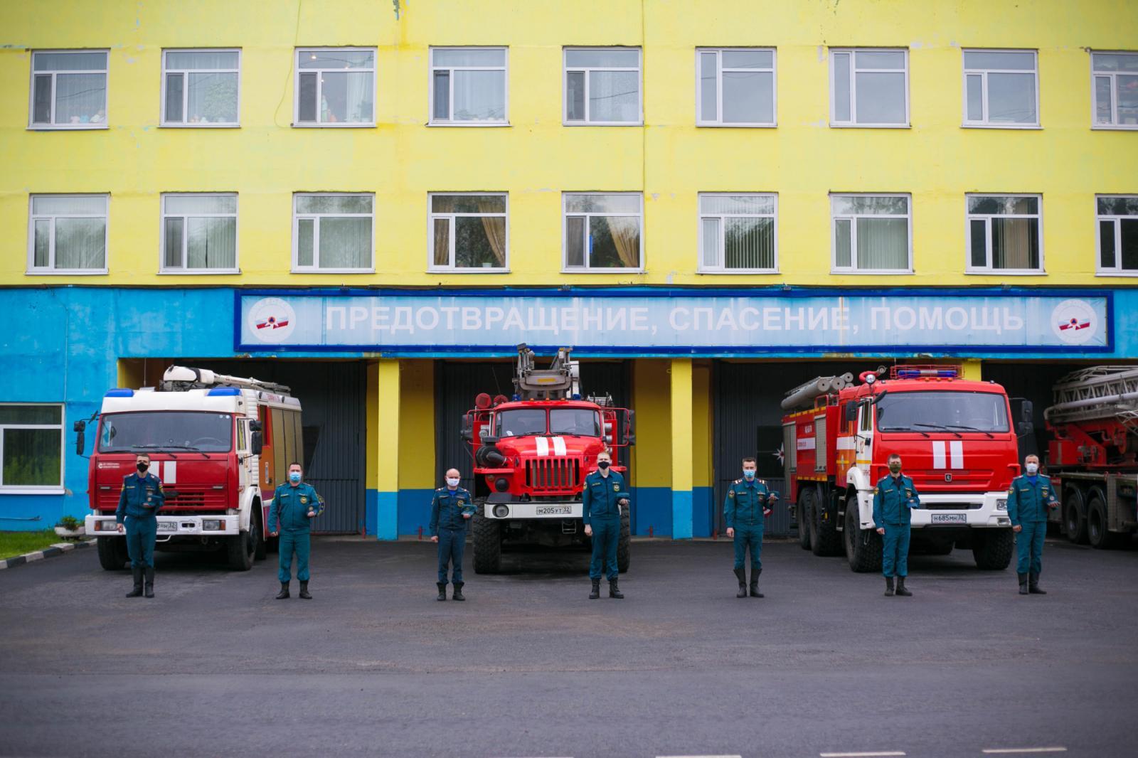 В Брянской области за сутки случилось 14 пожаров