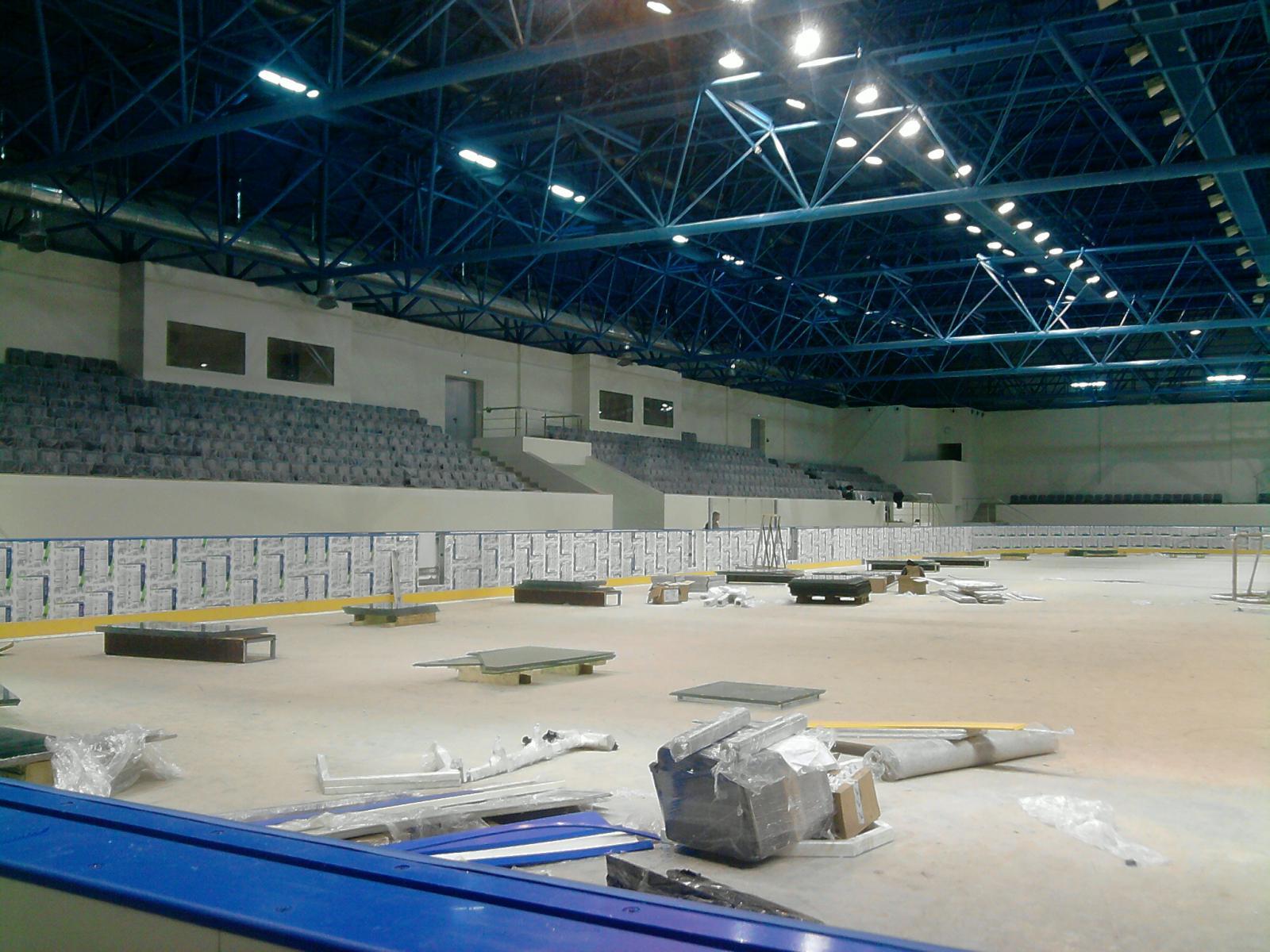 Брянский губернатор Богомаз проинспектировал строительство спортобъектов в Новозыбкове