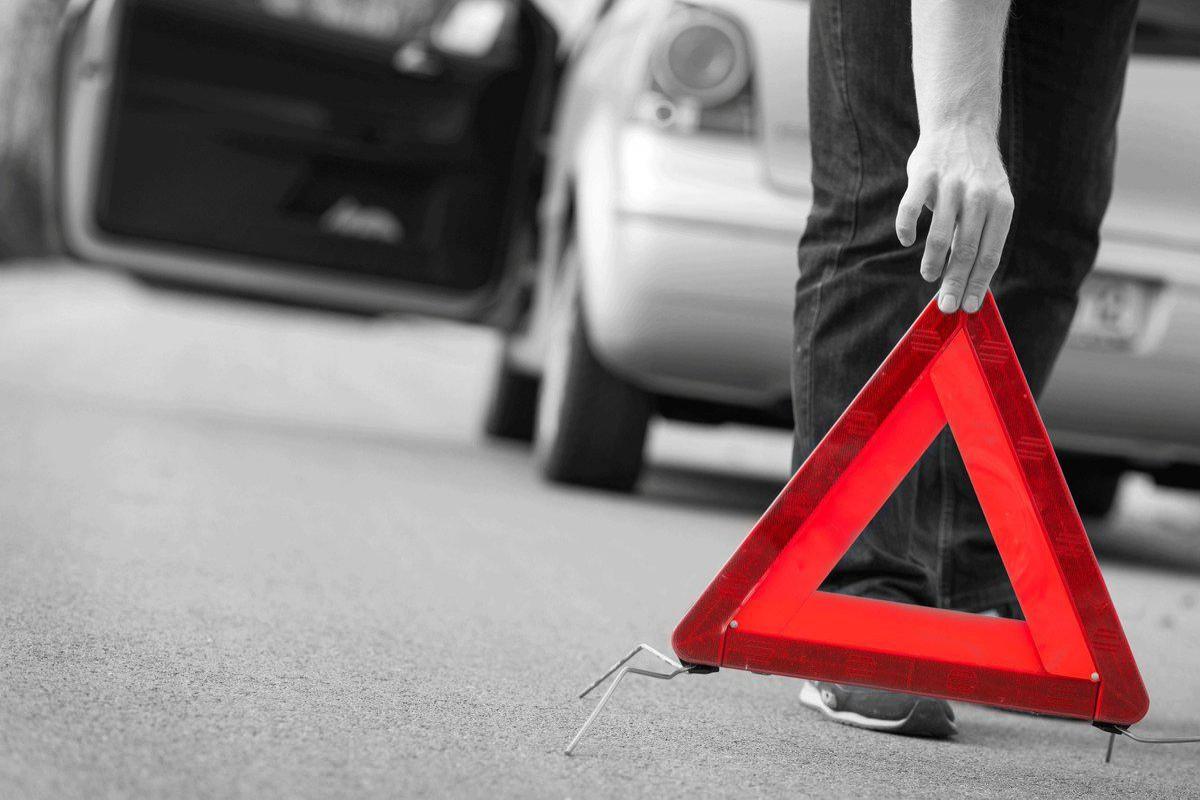 В Бежицком районе Брянска на Ульянова попала в аварию винтажная BMW