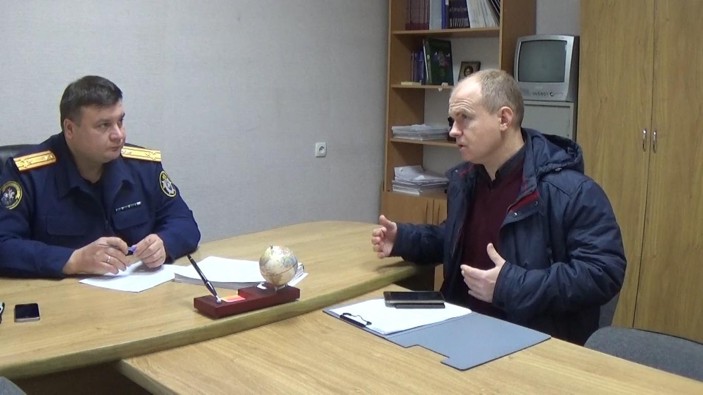 В Брянске 11 марта и.о. руководителя следственного управления ответит на вопросы горожан