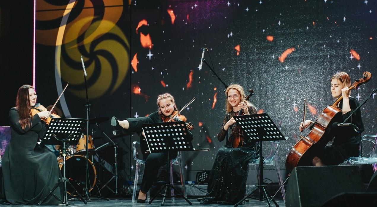 Брянская студентка сыграла в оркестре под управлением Юрия Башмета в Крыму
