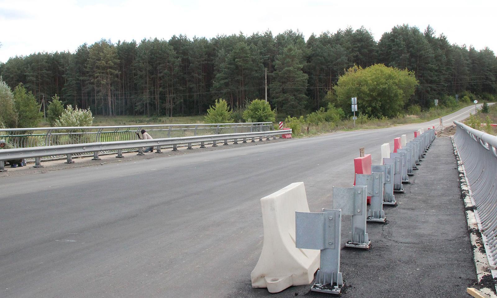 На две недели ограничат движение на брянской трассе к Жуковском районе