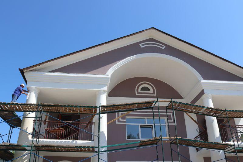 В Клинцовском районе завершается капитальный ремонт Дома культуры