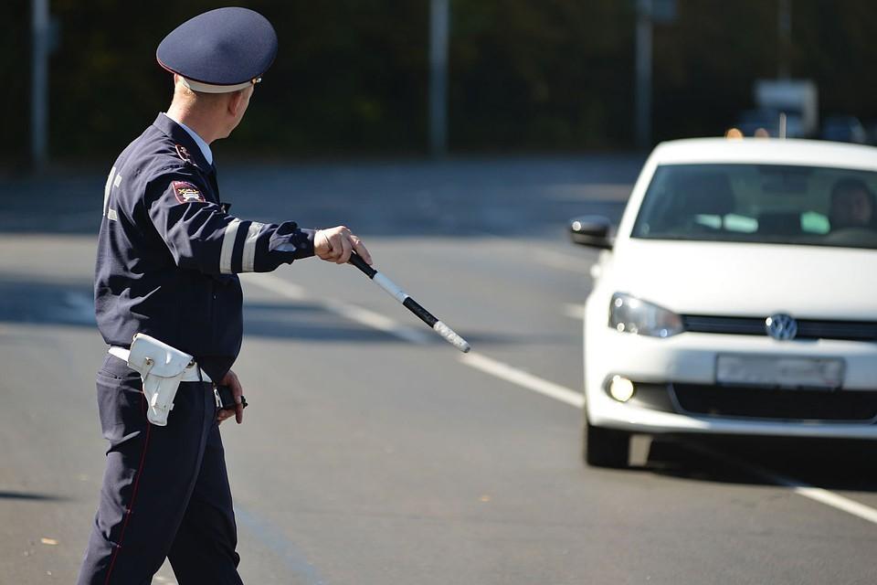В Брянской области за 3 дня поймали больше 40 пьяных водителей
