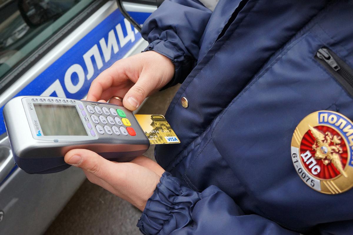 Автомобилист из Клинцов разом заплатил 161 штраф за нарушения ПДД