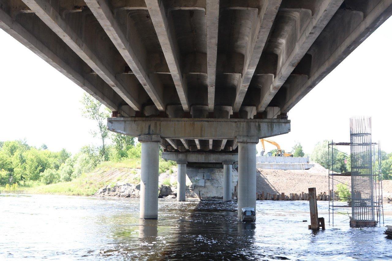 Новый мост через реку Десну в Брянске сдадут в конце 2022 года