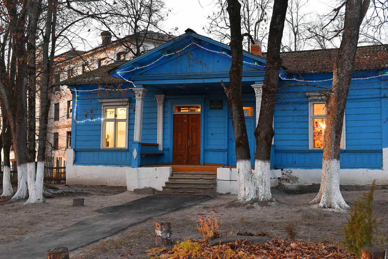 В поселке Локоть Брасовского района обновят Домик архитектора за 11 млн рублей