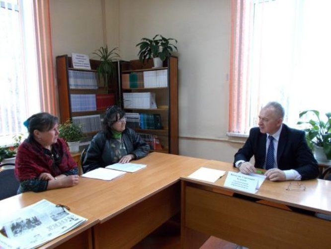 Брянский омбудсмен Тулупов выслушал жалобы жителей области