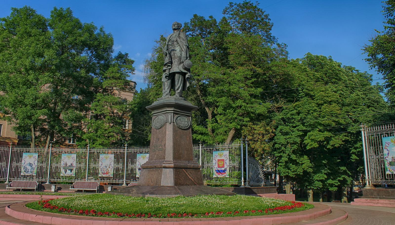 В Брянске состоялся поэтический марафон «Читаем Тютчева»