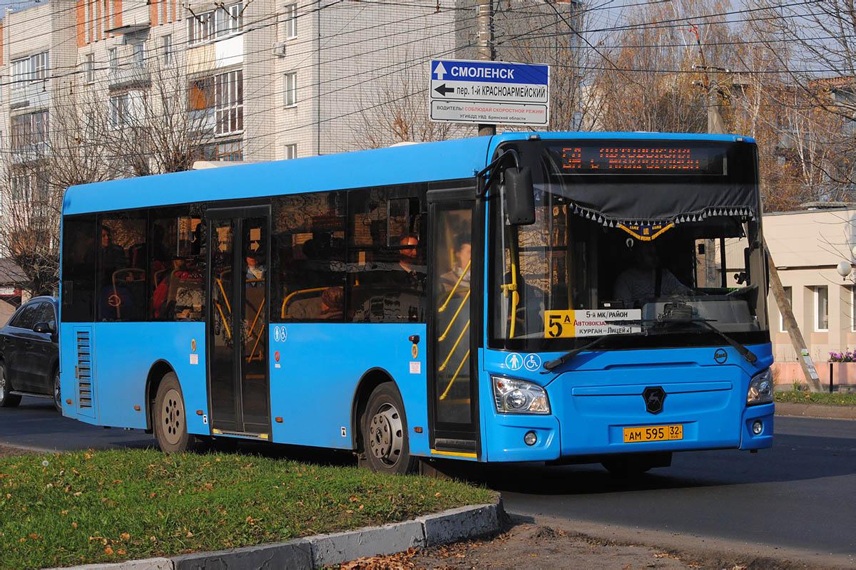 В Брянске с 28 июля изменится расписание автобуса №5А
