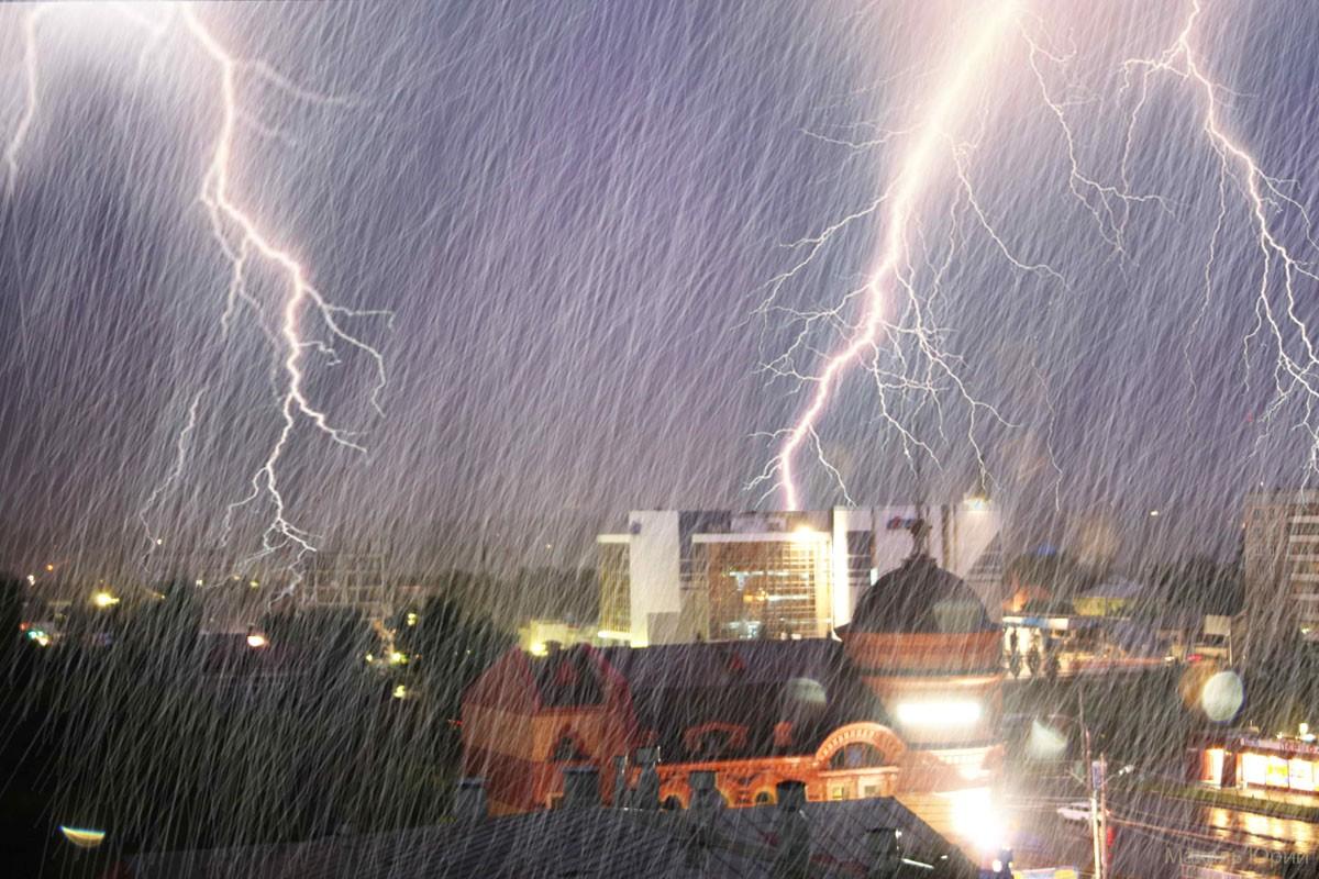 МЧС предупредило брянцев об ухудшении погодных условий 28 июля