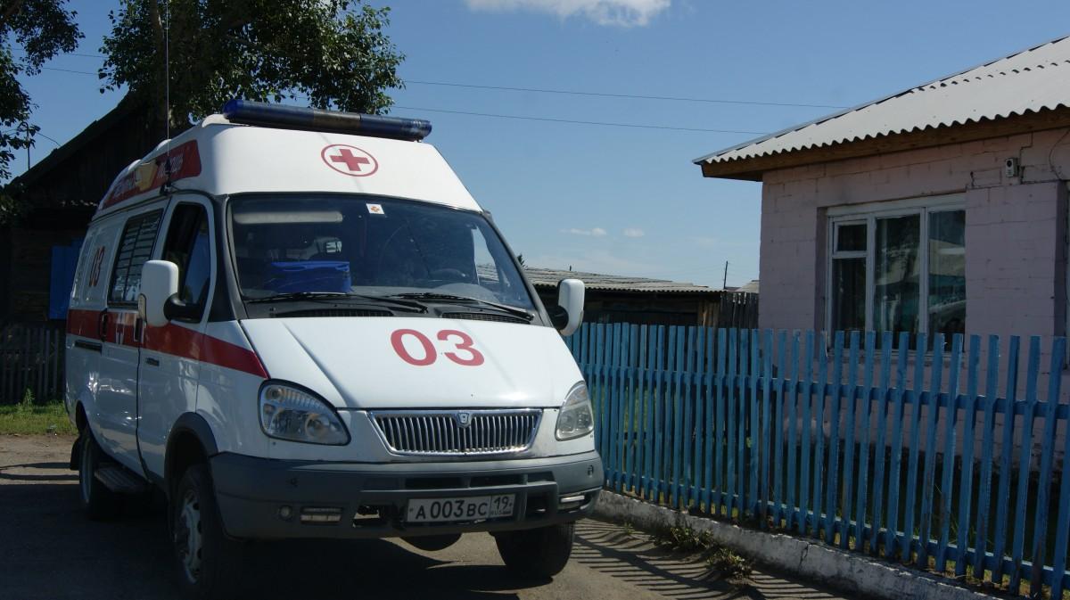 В Брянске избитый собутыльниками пьяница угнал карету скорой помощи