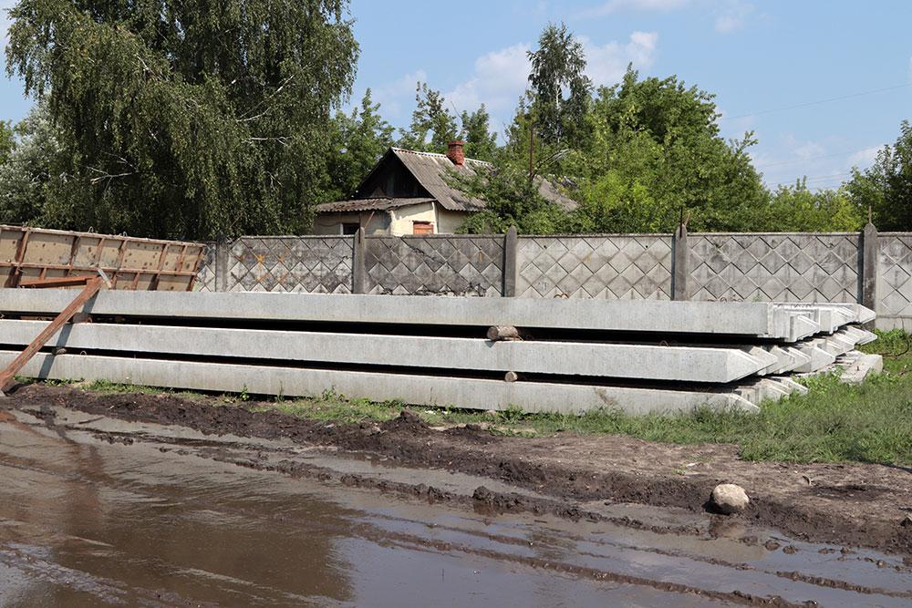 В Брянске забетонировали 6 оснований опор строящегося моста на набережной