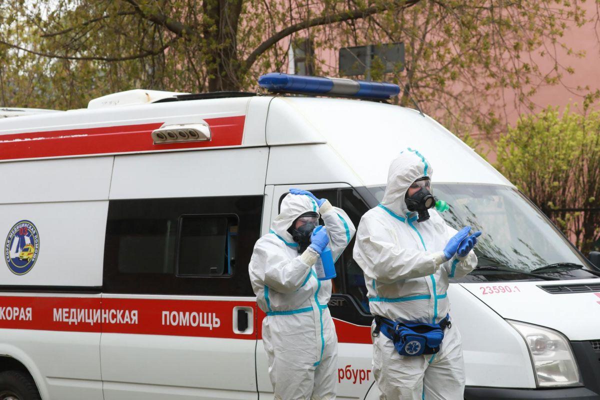 В 22 районах Брянской области выявили новые случаи заболевания COVID-19